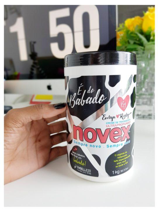 Novex É do Babado by Evelyn Regly